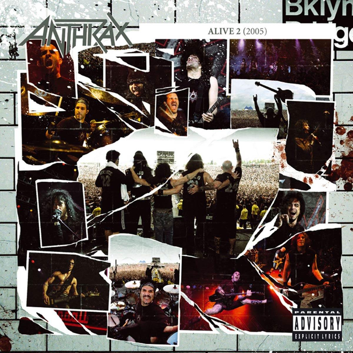 Anthrax - Alive 2