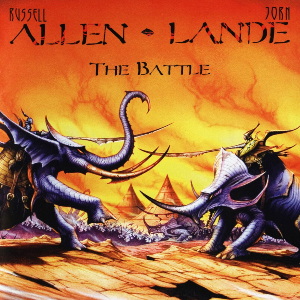 The Battle cover (Click to see larger picture)