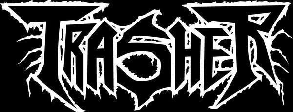 Trasher - Logo