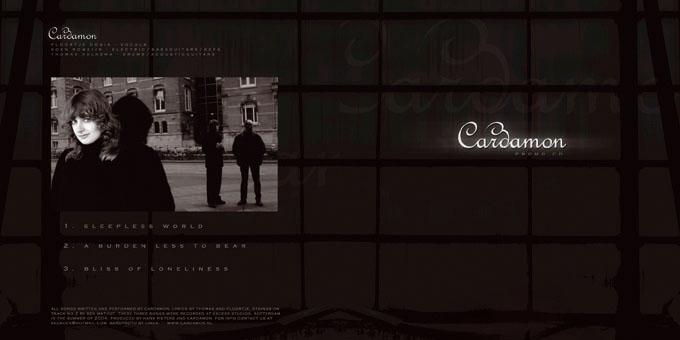 Cardamon - Promo