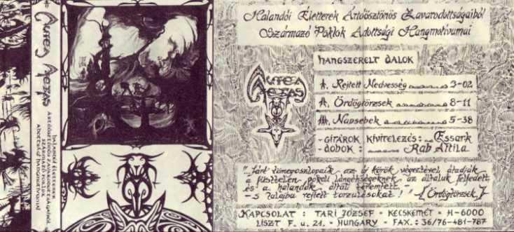 Aurea Aetas - H.É.Á.Z.S.P.A.H.
