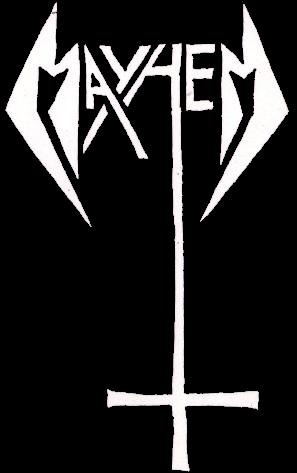 Mayhem - Logo