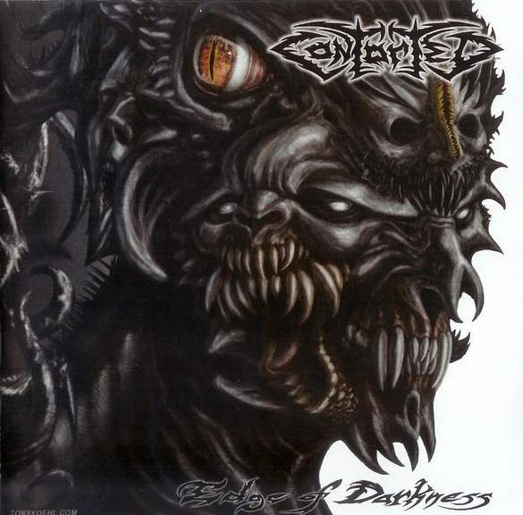 Contorted - Edge of Darkness