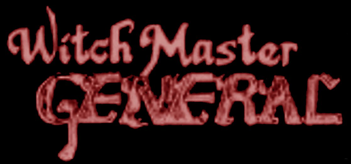Witch Master General - Logo
