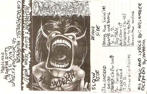 Hellraiser - Slow Death Tape!!