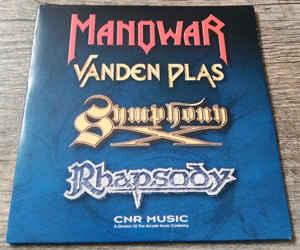 Rhapsody of Fire / Manowar / Symphony X / Vanden Plas - Manowar / Vanden Plas / Symphony X / Rhapsody