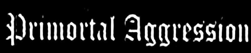 Primortal Aggression - Logo
