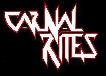 Carnal Rites - Logo