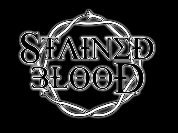 Stained Blood - Logo
