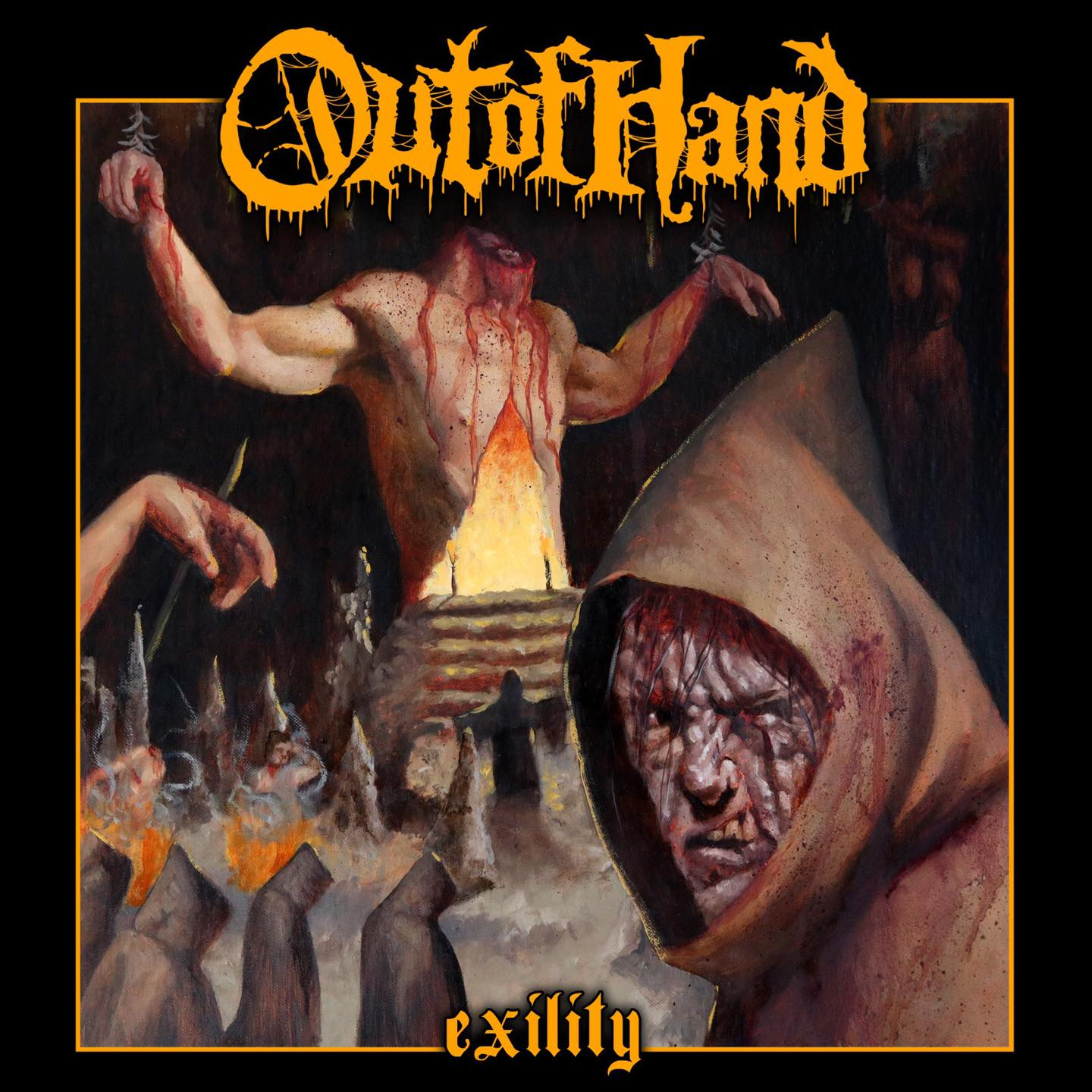 Out of Hand - Exility