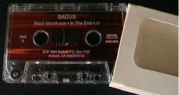 Sadus - Red Demo