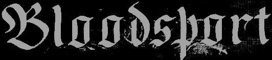 Bloodsport - Logo