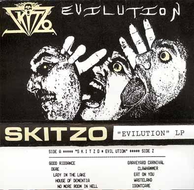 Skitzo - Evilution