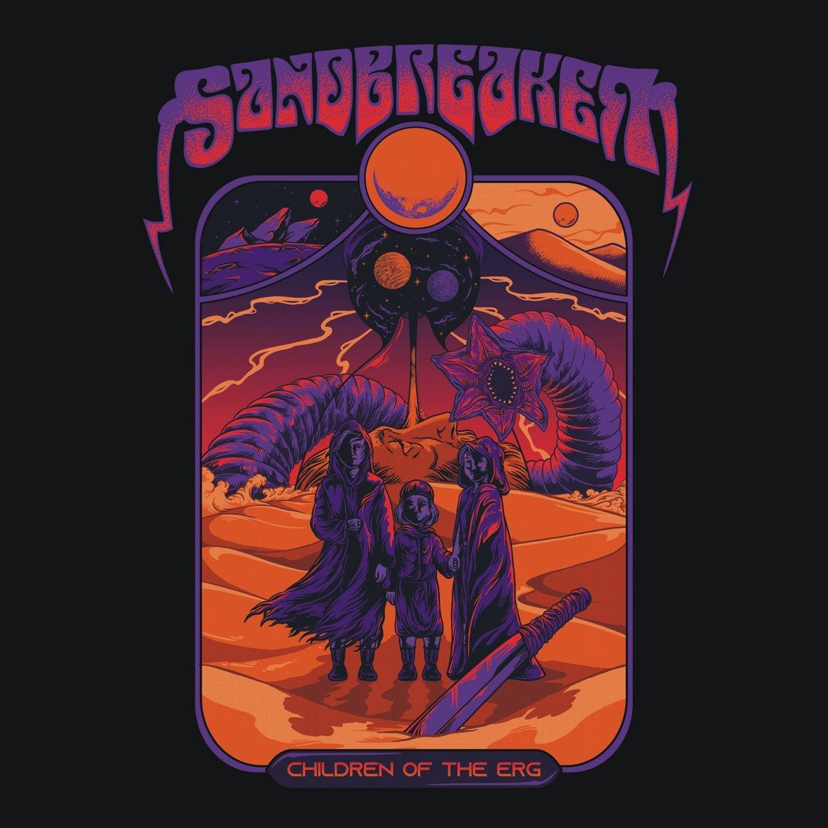 Sandbreaker - Children of the Erg