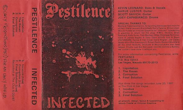 Pestilence - Infected