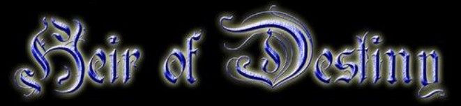 Heir of Destiny - Logo