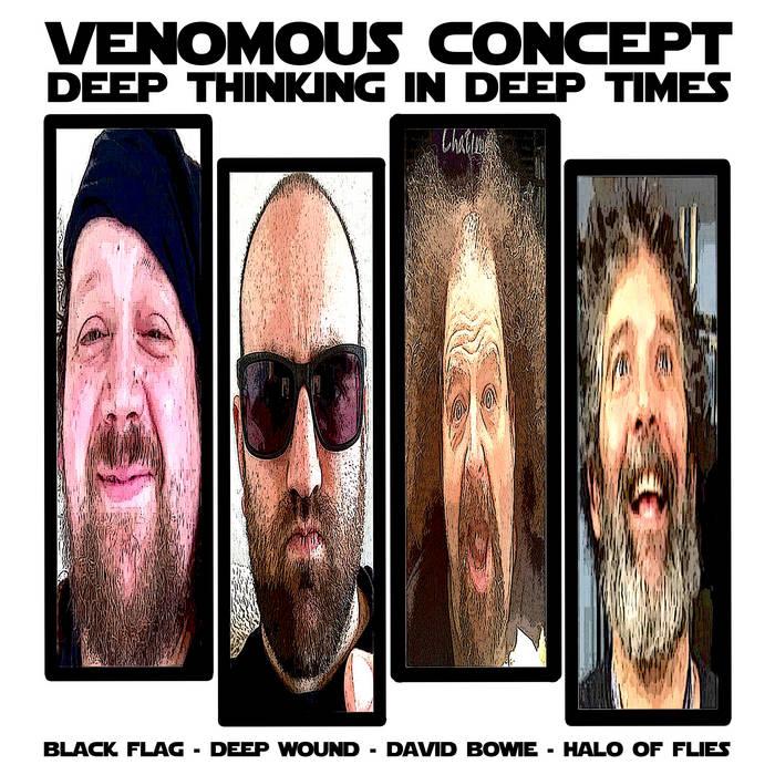Venomous Concept - Deep Thinking in Deep Times