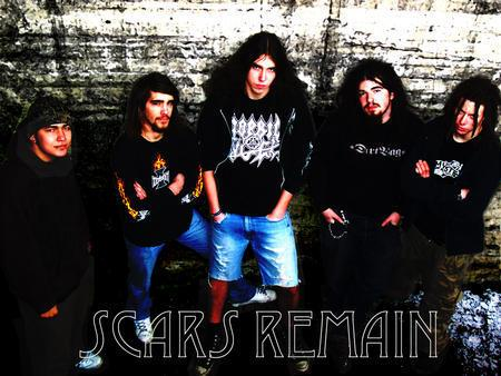 Scars Remain - Photo