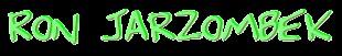 Ron Jarzombek - Logo