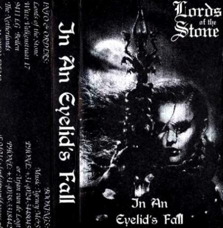 Lords of the Stone - In an Eyelid's Fall