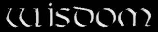 Wisdom - Logo