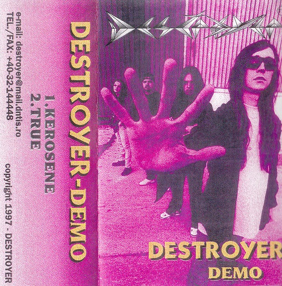 Destroyer - Destroyer Demo