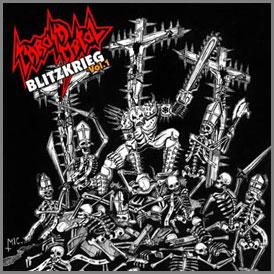 Hangöver / Pyöveli / Skull / Paganfire - Thrash Metal Blitzkrieg Vol. 1