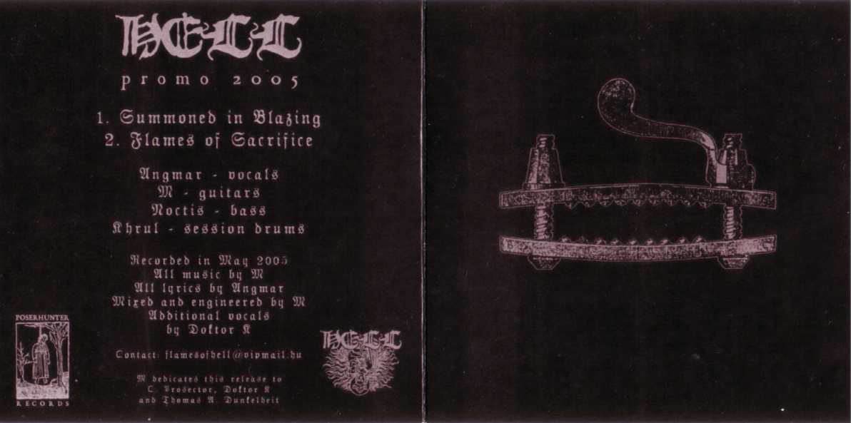 Hell - Promo 2005