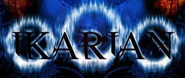 Ikarian - Logo