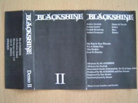Blackshine - II