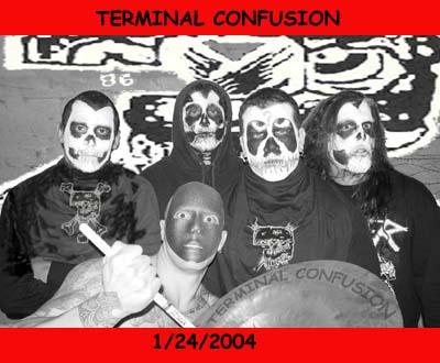 Terminal Confusion - Photo