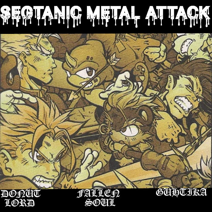 Donut Lord - Segtanic Metal Attack