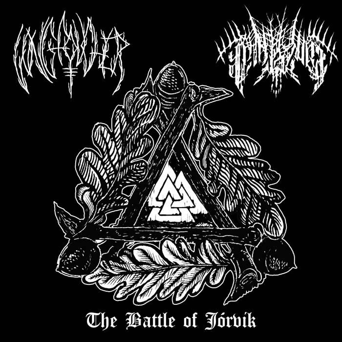 Panzerwar / Lungtoucher - The Battle of Jórvík