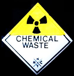 Chemical Waste - Logo