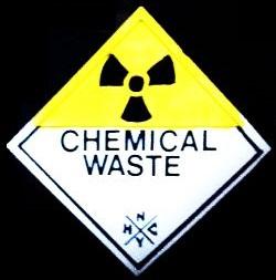 Chemical Waste - Logo