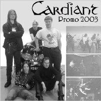 Cardiant - Promo 2003