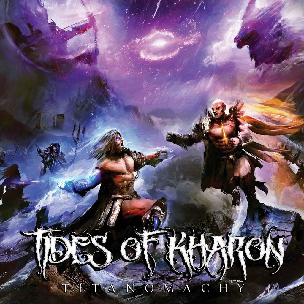 Tides of Kharon - Titanomachy