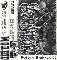 Zvrator - Hnijící embryo