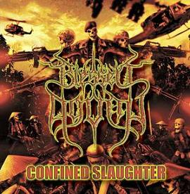 Blessed Agony - Confined Slaughter