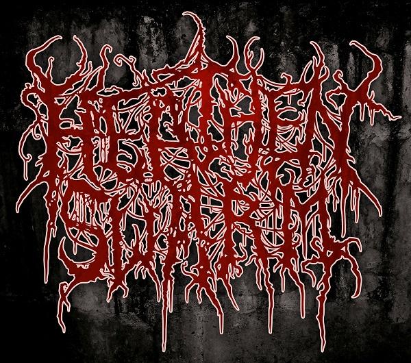 Heathen Swarm - The Leeching Darkness