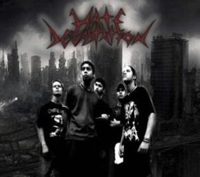 Hate Devastation - Photo