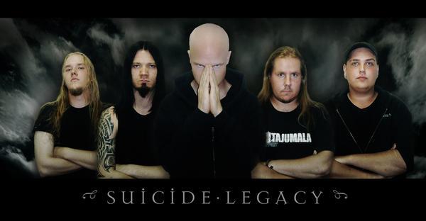 Suicide Legacy - Photo