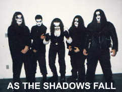 As the Shadows Fall - Photo