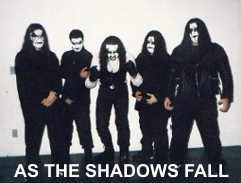 As the Shadows Fall - Photo