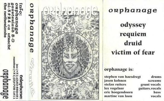 Orphanage - Druid