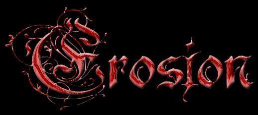 Erosion - Logo