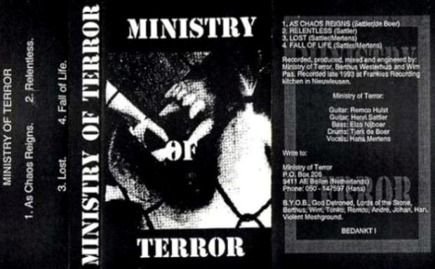 Ministry of Terror - Ministry of Terror