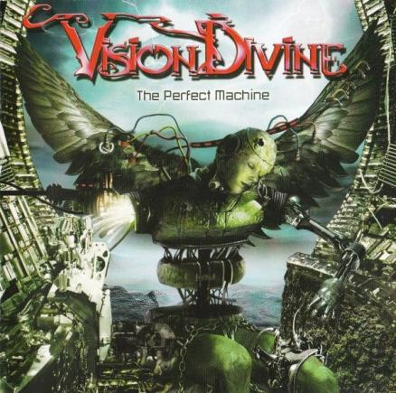 Vision Divine - The Perfect Machine