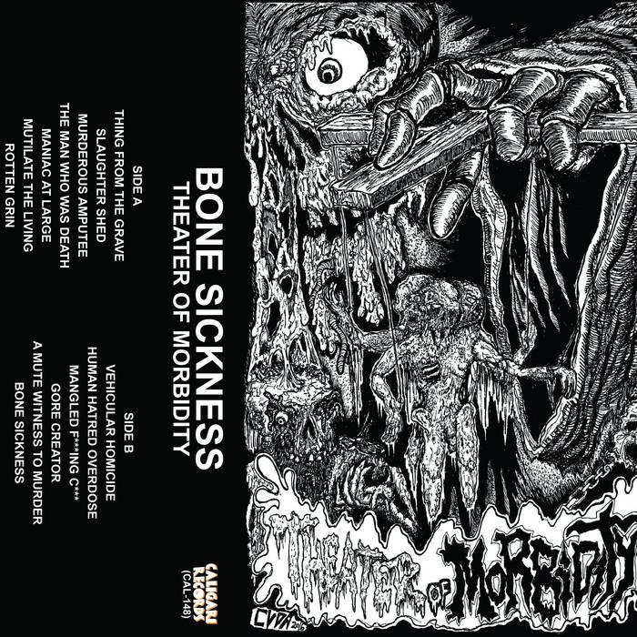 Bone Sickness - Theater of Morbidity