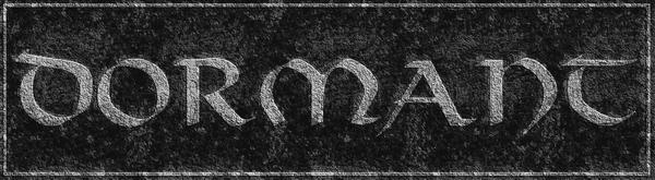 Dormant - Logo